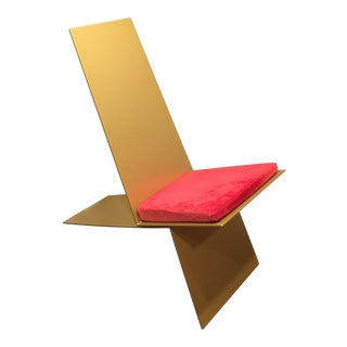 Modern Gold Chair