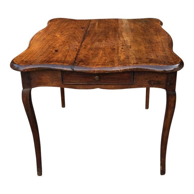 Antique 18th Century French Country Table - Image 1 of 7