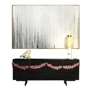 Majestic Wood Sideboard From Covet Paris For Sale
