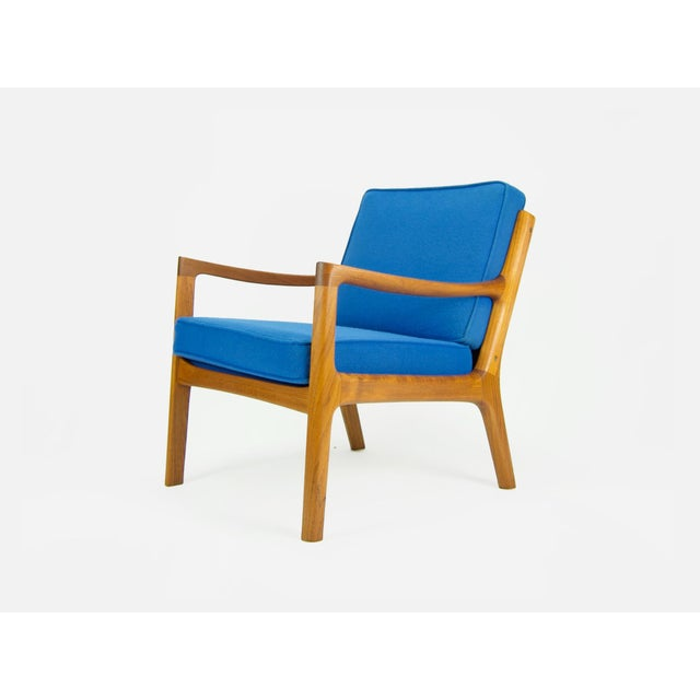 Ole Wanscher for France & Son 'Senator' Armchair For Sale - Image 13 of 13