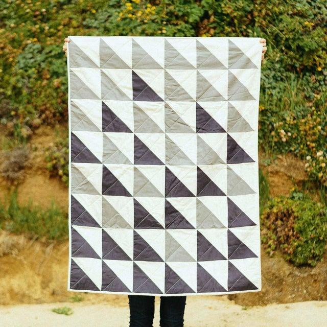 Salt Flats Baby Quilt - Image 2 of 4