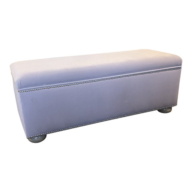 Excellent Contemporary Ballard Designs Lavendar Storage Bench Short Links Chair Design For Home Short Linksinfo