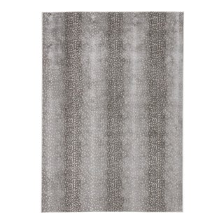 """Jaipur Living Axis Animal Gray Natural Area Rug 6'7""""X9'6"""" For Sale"""