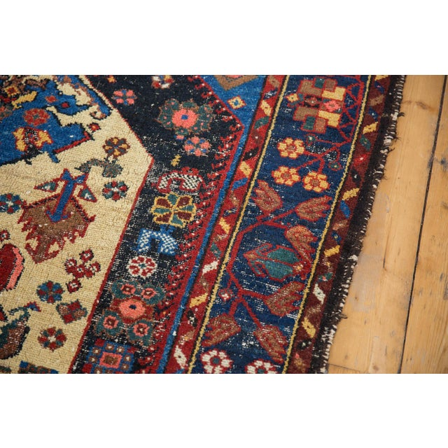 """Textile Vintage Malayer Rug - 4'7"""" X 6'3"""" For Sale - Image 7 of 11"""