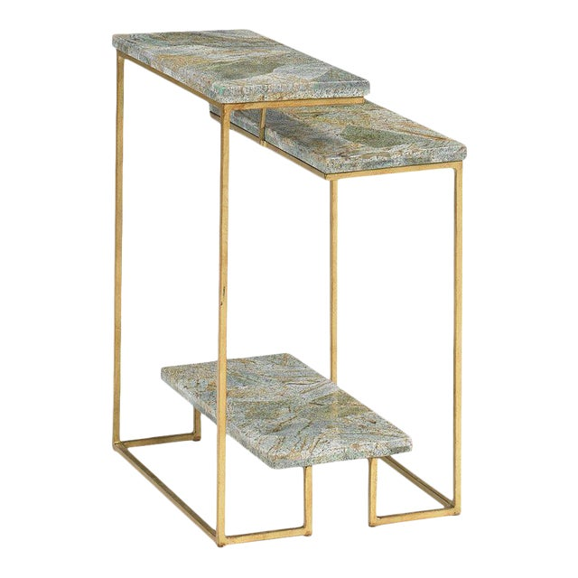 Kenneth Ludwig Chicago Griffin Side Table For Sale