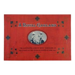 1953 Queen Elizabeth Coronation Book