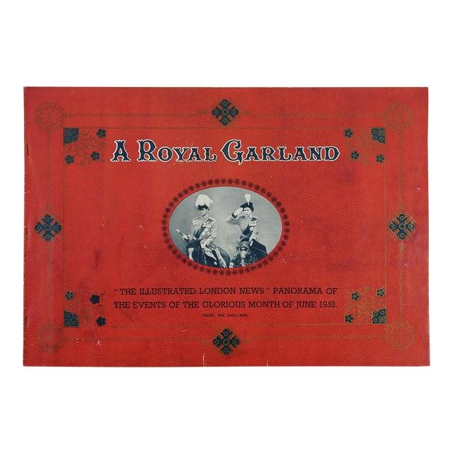 1953 Queen Elizabeth Coronation Book - Image 1 of 10