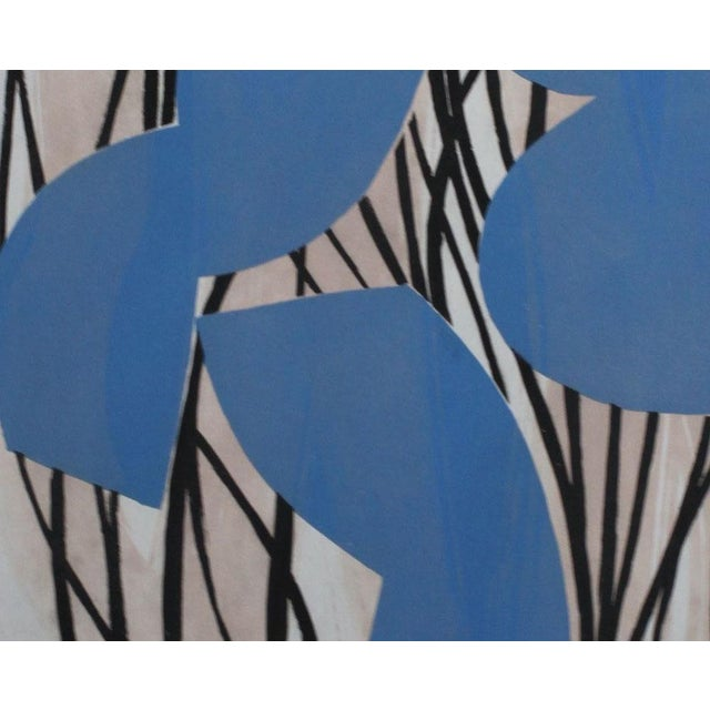 "Abstract Alain Clément ""14av7g-2014"", Print For Sale - Image 3 of 4"