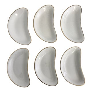 Johnson Bros England-Crescent Dishes - Set of 6 For Sale
