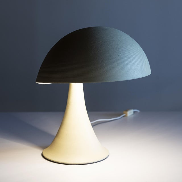 Small American Desk Lamp, 20th Century For Sale - Image 4 of 10