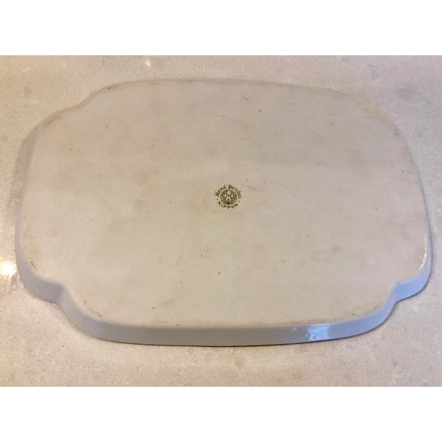 Morimura Nippon Moriage Dressing Table Tray For Sale - Image 10 of 11