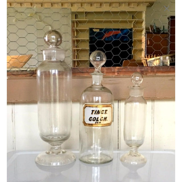 WR Warner Victorian Apothecary Jars - Set of 3 - Image 2 of 6