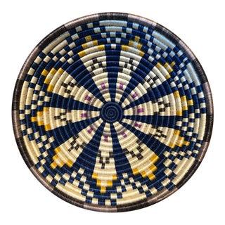 Tribal Triumph Bowl/Basket For Sale