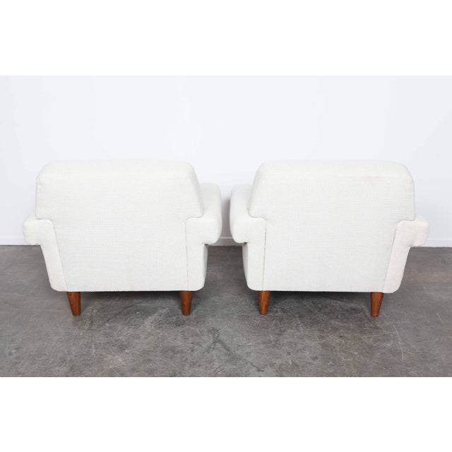 Ire Mobel Swedish Mid-Century Lounge Chairs - A Pair - Image 3 of 6