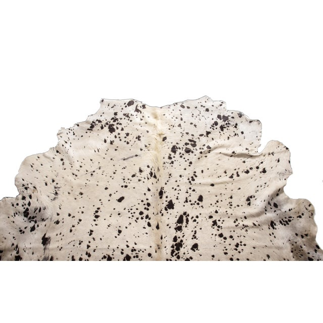 """Aydin Hides Natural Cowhide Rug 