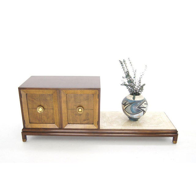 Mid-Century Modern Renzo Rutily Mid-Century Modern Credenza For Sale - Image 3 of 9