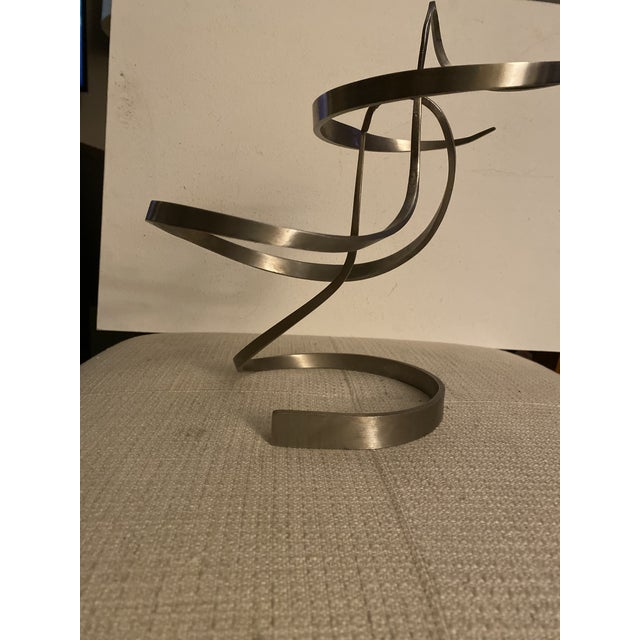 1991 Michael Cutler Mobile Kinetic Sculpture For Sale - Image 10 of 12