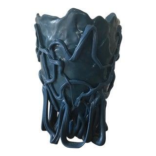 Blue Gaetano Pesce Vase