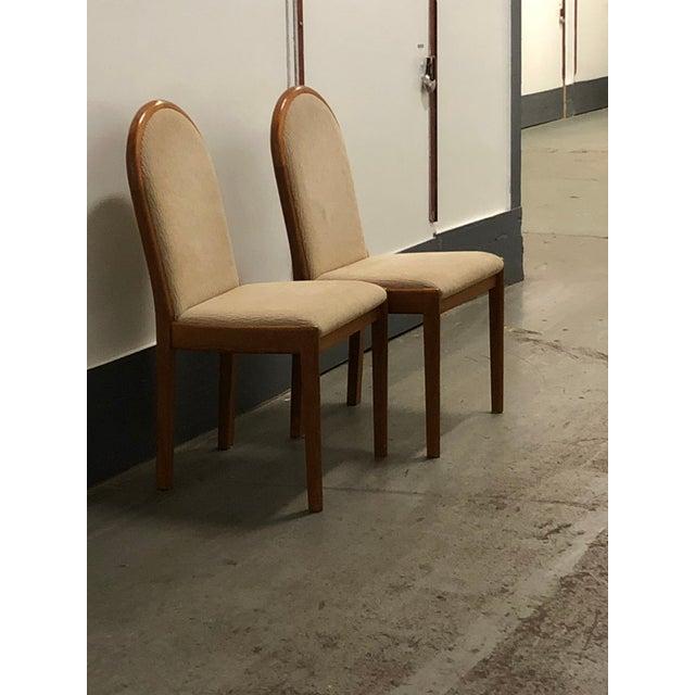 Tarm Stole-Og Møbelfabrik of Denmark Teak Dining Chairs - A Pair - Image 4 of 5