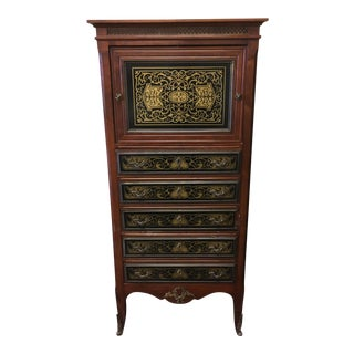 Spanish Rotating Bar Cabinet