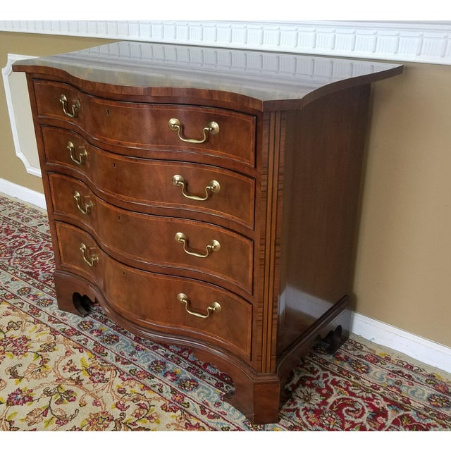 Furniture Catalogues: Baker Furniture Stately Homes English George III Mahogany
