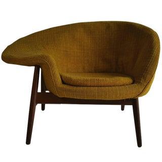 """""""Fried Egg"""" Chair by Hans Olsen Denmark For Sale"""