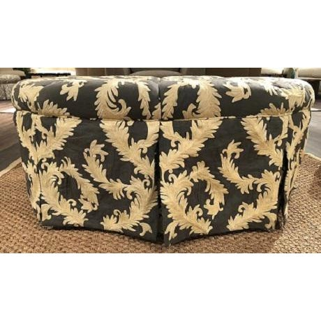 Traditional O. Henry House Ottoman For Sale - Image 3 of 6