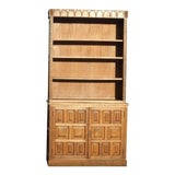 Image of Mid-Century Modern Teak Bookcase For Sale