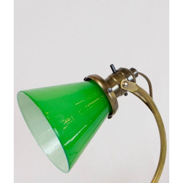 Bradley and Hubbard Pinup/Desk Lamp For Sale In Boston - Image 6 of 8
