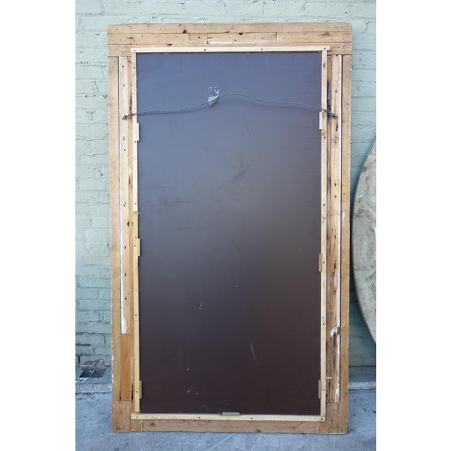 Faux Marble Painted Mirror For Sale In Los Angeles - Image 6 of 6
