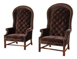 Image of Regency Lounge Chairs