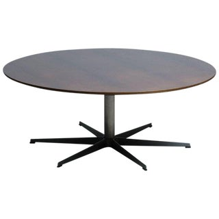 1950s Arne Jacobsen Round Table for Fritz Hansen