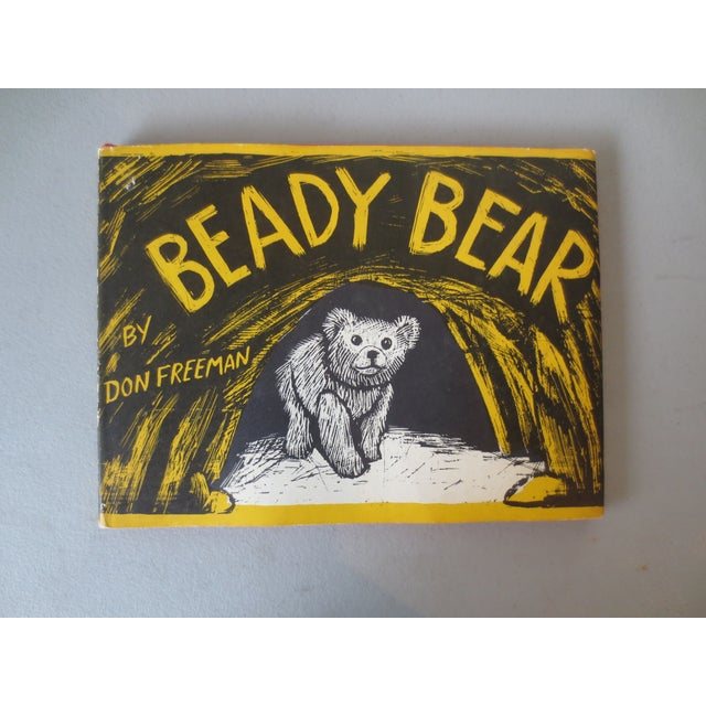 Vintage 1954 Beady Bear, 1st Edition Book - Image 2 of 8