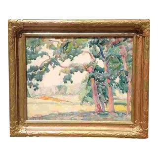 Early 20th Cent. Painting by Roy Clark(1889-1956) For Sale