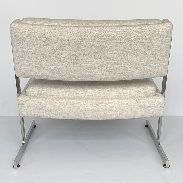 Pair of Harvey Probber Cantilever Slipper Lounge Chairs For Sale - Image 10 of 13