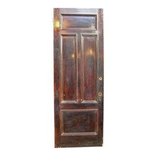 Six-Panel Salvaged Door