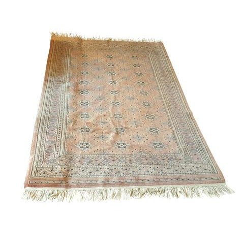 Hand Woven Vintage Rug - 4' X 6' - Image 2 of 6