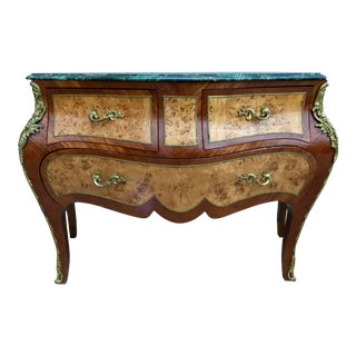 Louis XV Style Chest of Drawers For Sale