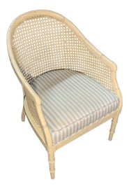 Image of Ivory Club Chairs