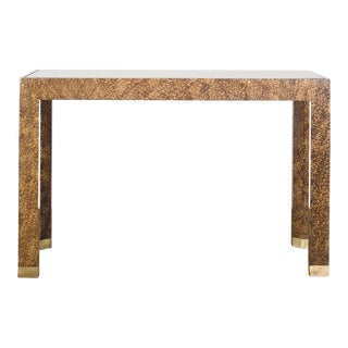 Late 20th Century Henredon Console Table