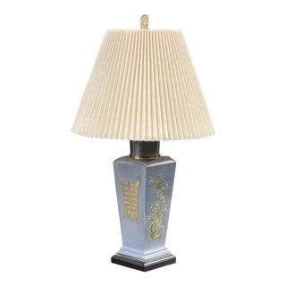 Artemis Studios Chinoiserie Lamp For Sale