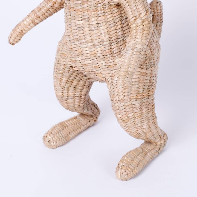 Mario Lopez Torres Wicker Mario Torres Rabbit For Sale - Image 4 of 8