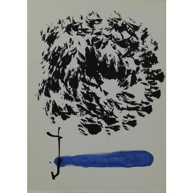 1960s 1962 Joan Miro Lithographs- Set of 3 For Sale - Image 5 of 10