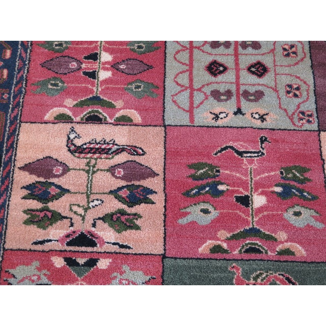 Textile 1990s Vintage Karastan Pictorial Rug- 8′7″ × 11′6″ For Sale - Image 7 of 10