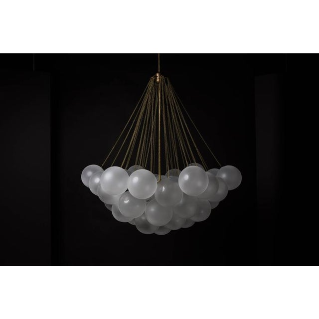 Not Yet Made - Made To Order Cloud 37 Pendant by APPARATUS For Sale - Image 5 of 7