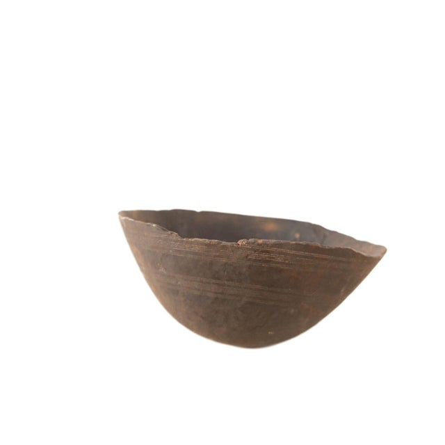 Vintage Wooden African Bowl - Image 7 of 7