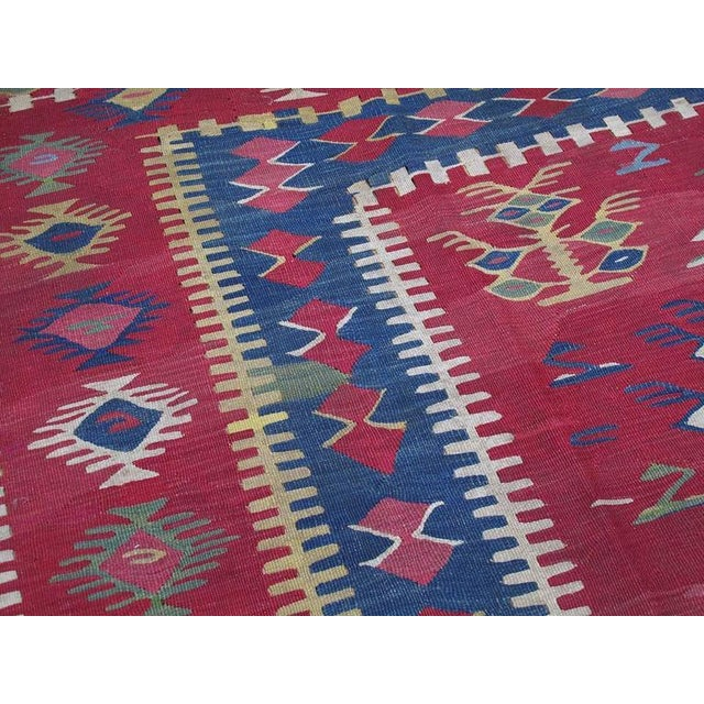 Antique Sharkoy Kilim For Sale In New York - Image 6 of 9