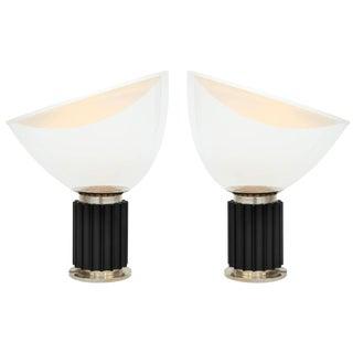 Pair of Taccia Lamps