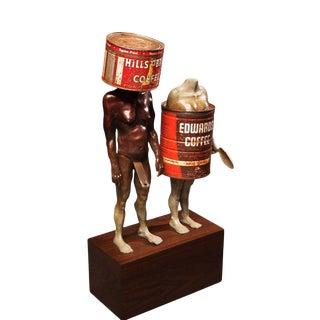 "Steven Michael Beck ""Coffee"" Sculpture, 2015 For Sale"