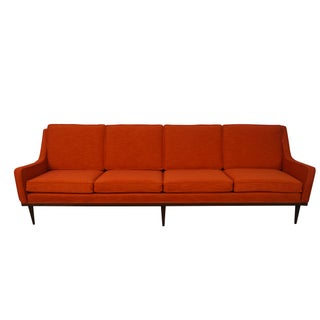 Mid-Century Sofa by Milo Baughman for James Inc.